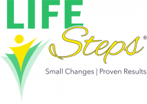 Logo of LifeSteps Leader Training